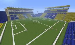 Villarreal C.F Football Stadium Minecraft