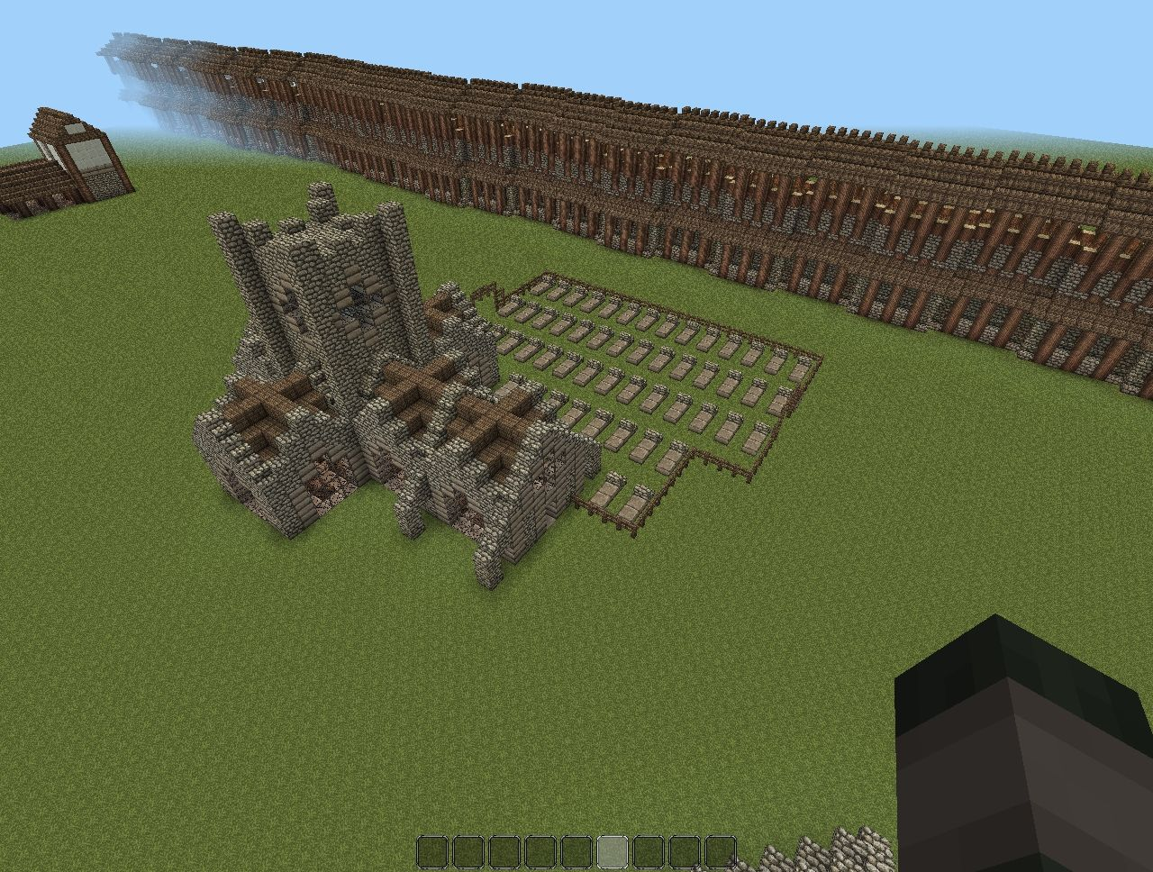 how to make a pvp arena in minecraft xbox 360