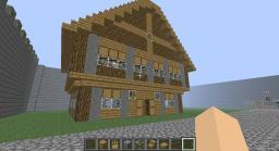 Medevial House Minecraft Map & Project
