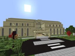 Hospital (Szpital) Minecraft Map & Project