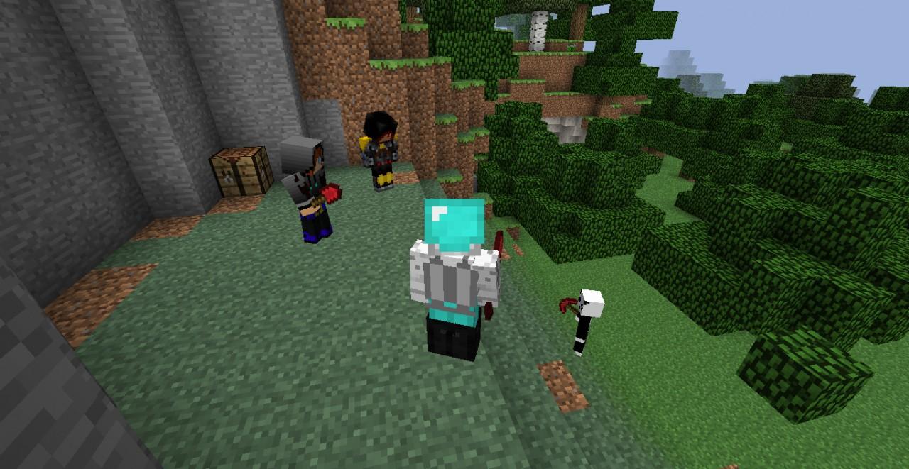 tekkit and hack slash mine servers Minecraft Blog
