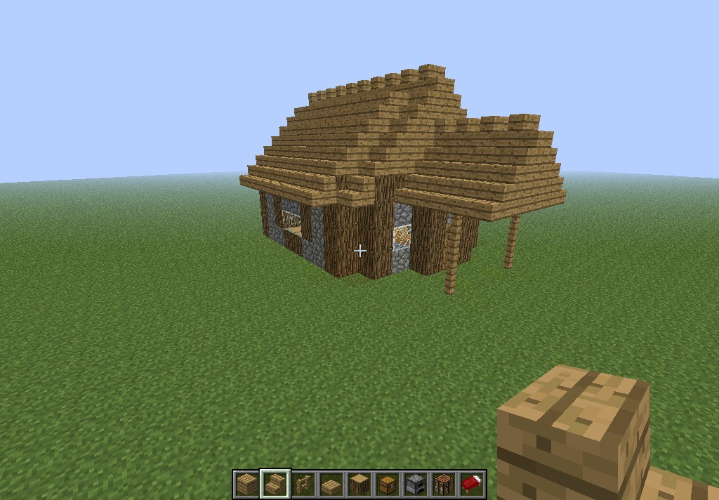 gallery for minecraft small house designs