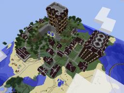 Sinclairville: Resort Town Minecraft Map & Project