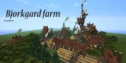 Bjorkgard farm (The return) Minecraft Map & Project