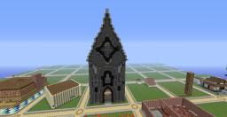 Apprentice Build Funeral Home Minecraft Map & Project