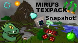Miru's TexPack - Snapshot Update - terrain.png finished!  [16x16] Minecraft Texture Pack