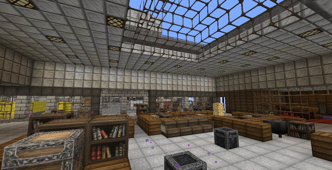 Modern Warfare 2 Map Mw2 Highrise Minecraft Project