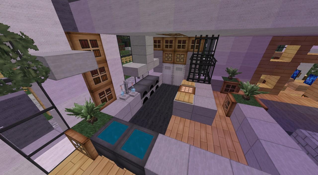 Minecraft furniture kitchen minecraft furniture kitchen for Kitchen furniture minecraft command
