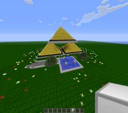 Tri Force Mini Puzzle Minecraft Project