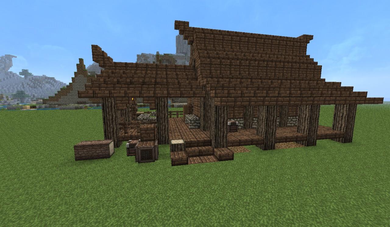 Minecraft Blacksmith Room Ideas