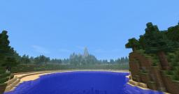Atarionia Islandmap Minecraft Project