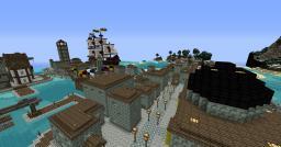 My new city Minecraft Project