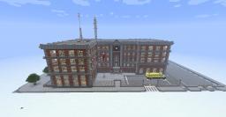 NY High School Minecraft Map & Project