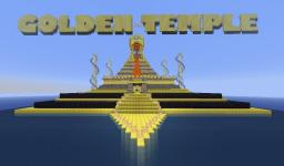 Golden Temple Adventure Map Minecraft Map & Project