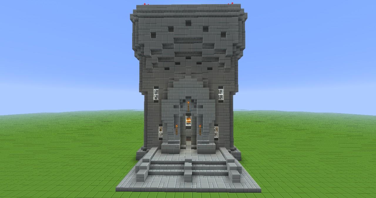 Building Servers Minecraft