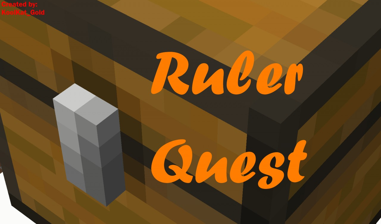 Ruler/Knight Quest! Minecraft Map