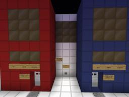 Rock paper scissors machine v2 rps machine Minecraft Map & Project
