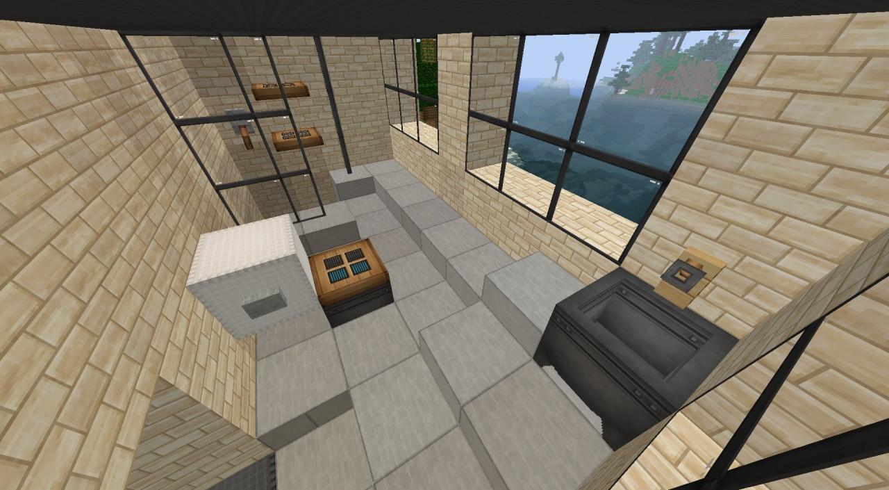 Another Minecraft Furniture Server Build Minecraft Map
