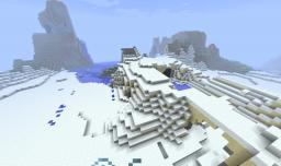 Snowy Desert Biome mod! Two Biomes in 1!!! Minecraft Mod