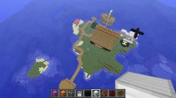 Rich Persons Private Island Minecraft Map & Project
