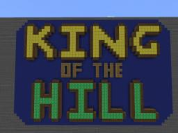 King of the Hill PvP Map (1.4) Minecraft