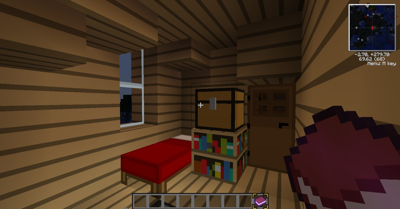 Calvin hobbes 39 s house minecraft project for Calvin house