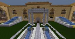 Large Hacienda   DOWNLOAD Minecraft Map & Project