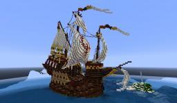 Dvorak - Ship Minecraft Map & Project