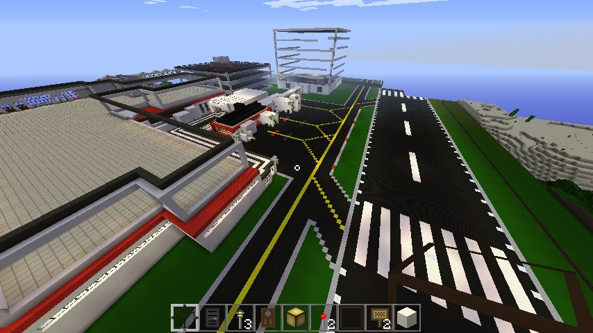 minecraft airport largest in - photo #14