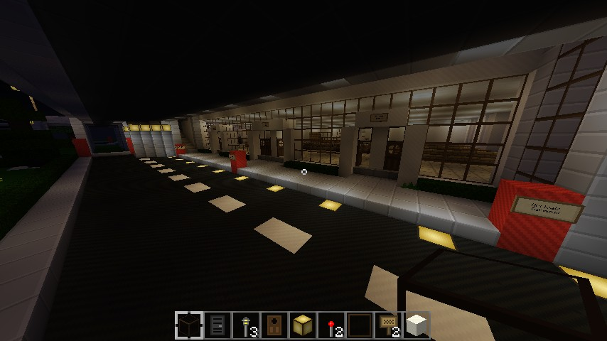 minecraft airport largest in - photo #16