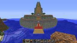 MyCastle Minecraft Map & Project