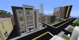 Modern Complex [Part of Lormierville Modern City project] Minecraft Map & Project