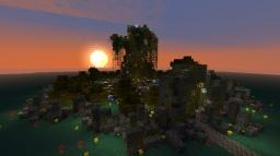 The lost elven city of Eryth Minecraft Map & Project