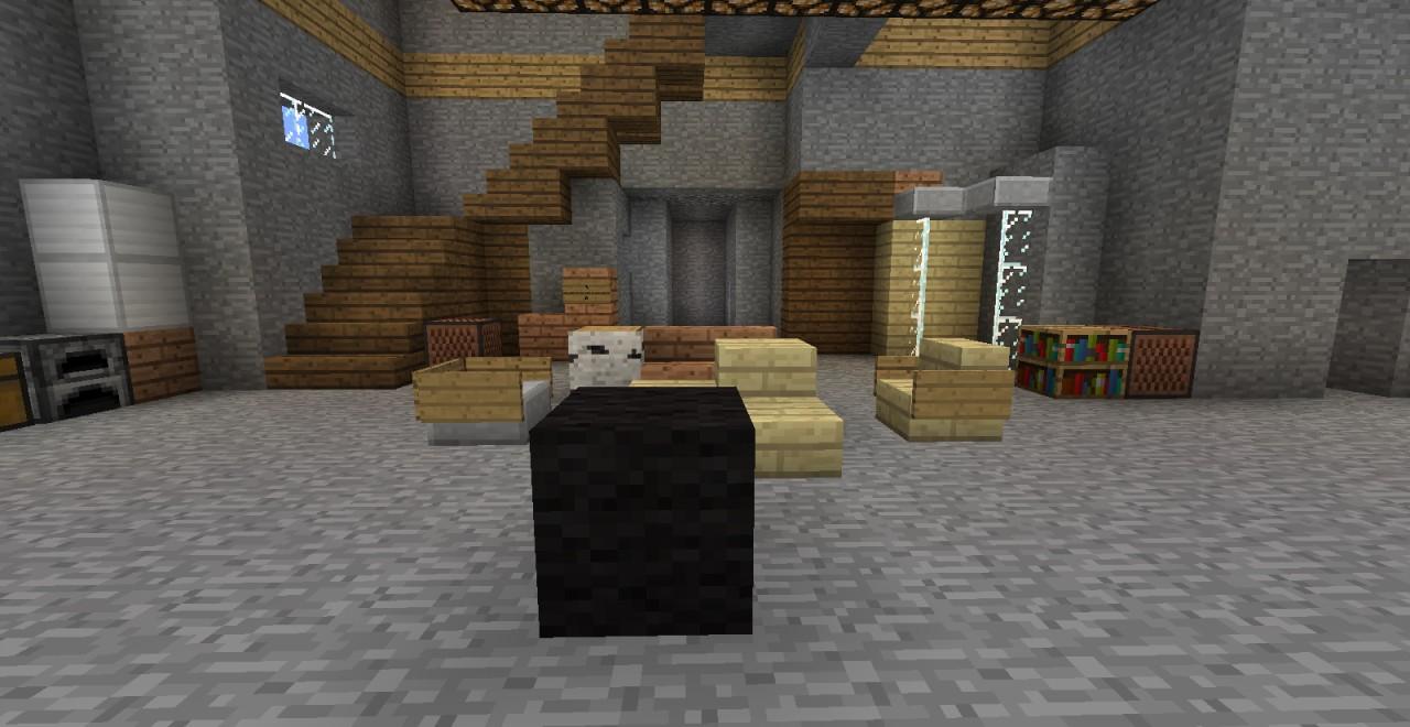 World Explorer Living Room