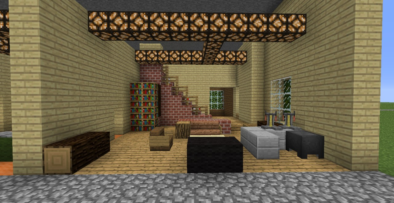Wip That 70 S Show Stage Minecraft Project