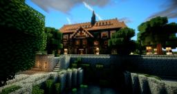The Lazy Traveler Inn Minecraft Map & Project