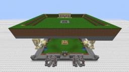 Under Ground Base Minecraft Project