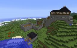 Medieval Build. Minecraft