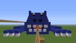 Into the monsters stomach 1.6.4 Minecraft Project