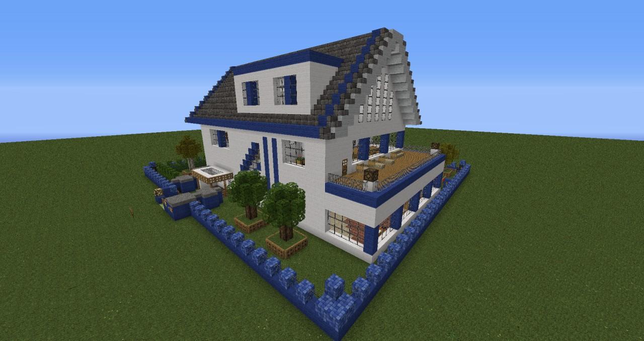 Moderne Minecraft Häuser preview