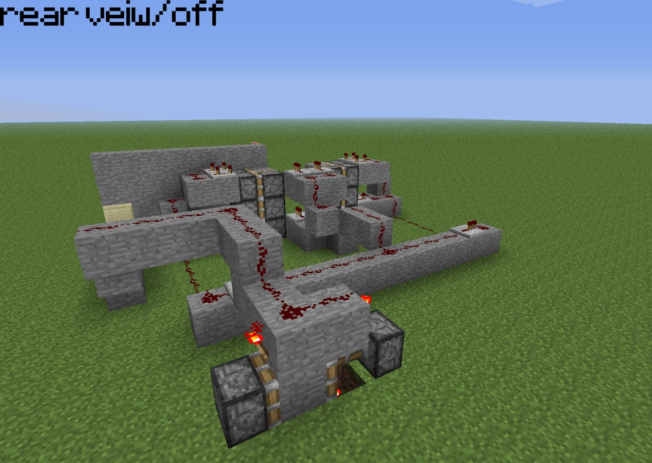 minecraft redstone projects We've already done a tutorial explaining why buttons are superior to levers, but now i want to show you a way to make them even more useful than they already areyou can't get this sort of functionality with levers a button only emits a one-second (or so) pulse of power.