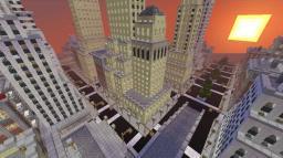Minecraft PVP Hero-City Alpha Minecraft