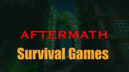 Hardcore Survival Games [Ruined skyscraper City, always night, Monsters spawning] Customizable by server owners! Champion Survival Games! Only for pros. Minecraft Project