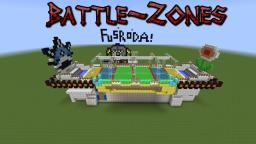 Battle-Zones [BRAND NEW MULTIPLAYER GAME] [CoOP] [3v3 ARENA] [TONS OF FUN] Minecraft