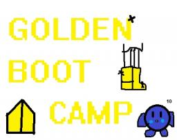 Golden Boot Camp Minecraft Map & Project
