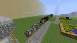 Cannon Pack Minecraft Project