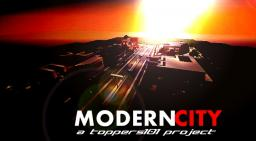 MODERN CITY WORLD DOWNLOAD: A TOPPERS101 PROJECT Minecraft Map & Project