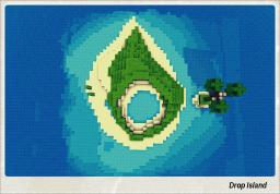 Drop Island Minecraft