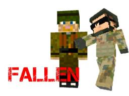 Fallen [PVP MAP] [2-12 PLAYERS] Minecraft Map & Project