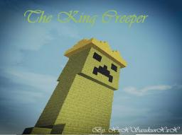 The king creeper! Minecraft Map & Project
